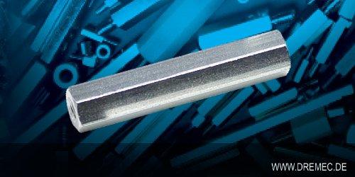 Boulons DII SW5 M2.5 intérieur/intérieur L = 10 mm