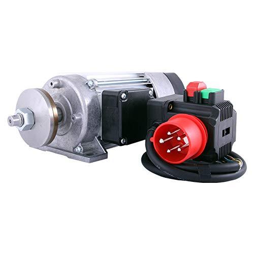 EMGR DKF 80LX2 / Kreissägenmotor 400 V 3.8 kW 2810 min-1 Rechtslauf/Elektromotor Kreissäge inkl. Schalter