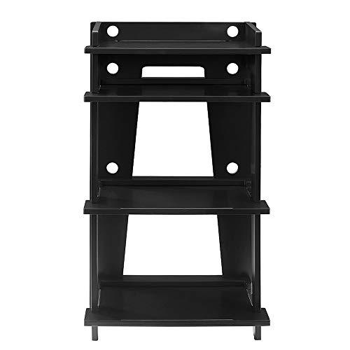 Crosley Möbel Soho Plattenspieler Kabinett - Black