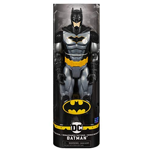 Batman 6056680, 30 cm große REBIRTH Actionfigur, Multicolour