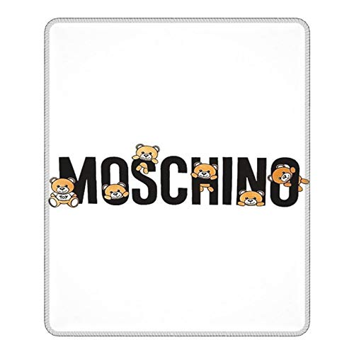 Cute Moschino Teddy Hemming The Gaming Mouse Pad 25 X 30cm Esports Office Study Computer