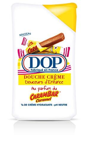 DOP Douceurs d'Enfance Duschgel Creme mit Carambarduft, 250 ml