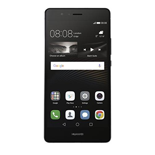 HUAWEI P9 LITE SIMフリースマートフォン VNS-L22-BLACK(ブラック)