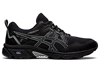 ASICS Men s Gel-Venture 8 Running Shoes 10.5 Black/Black