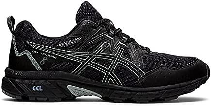 ASICS Men's Gel-Venture 8 Running Shoes Black/White 11 M
