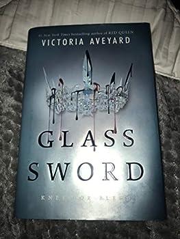 Hardcover Glass Sword Book