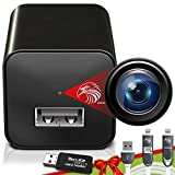 Spy Camera Charger - Hidden Camera - Premium Pack - Mini Spy Camera 1080p - USB Charger Camera - Hidden Spy Camera - Hidden Nanny Cam - Hidden Spy Cam - Hidden Cam - Surveillance Camera Full HD