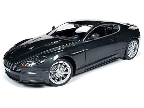 Auto World James Bond 007 Quantum of Solace Aston Martin DBS 1/18 Scale Diecast Movie Replica