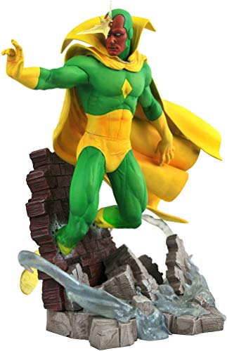 DIAMOND SELECT TOYS- Marvel Gallery: Vision, Multicolor (APR212358)