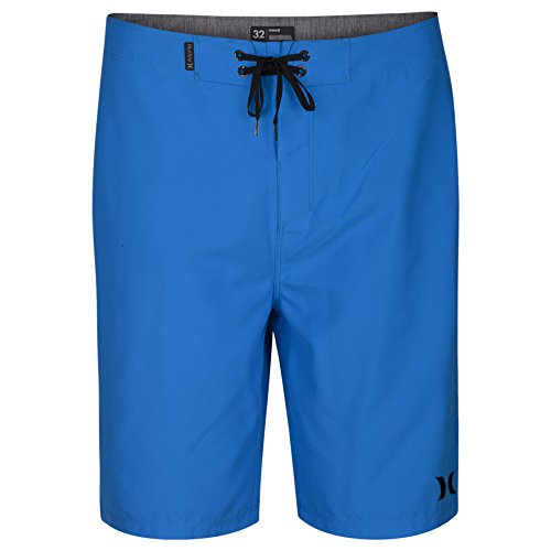 "Hurley One & Only 2.0 21"" Boardshorts Photo Blue 34"