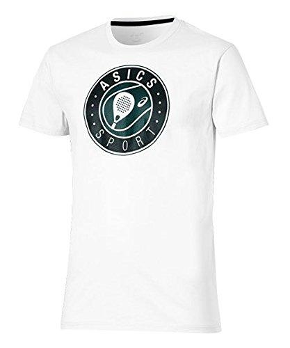 ASICS Sport Graphic Herren Tennis T-Shirt 132406-0001