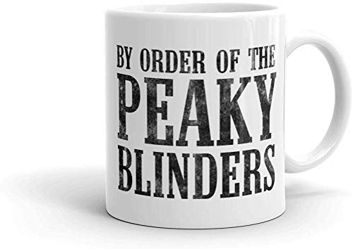 Olivia Herty Por Orden de la Taza Peaky Blinders MUG 11oz