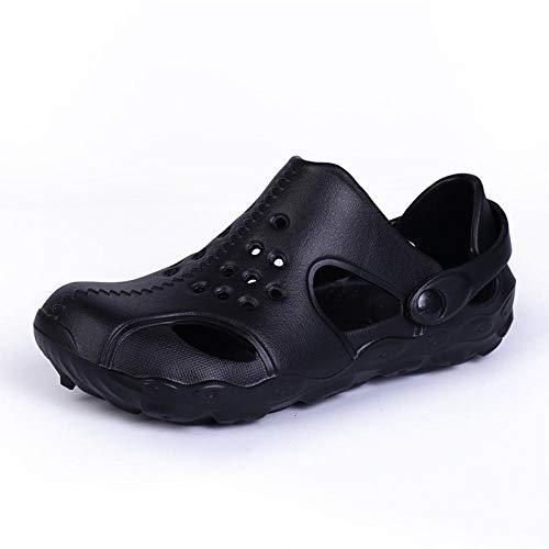 comodi sandali da esterno Zoccolo,Zoccoli da spiaggia antiscivolo da uomo estivi,pantofole di scorrimento di alta qualità,sandali sportivi da esterno per giovani,mulo con fondo morbido,infradito tra