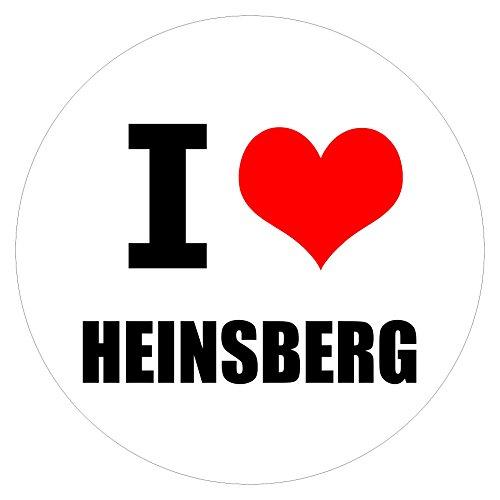 I love Heinsberg in zwei Größen erhältlich Aufkleber mehrfarbig JDM Decal Sticker Racing
