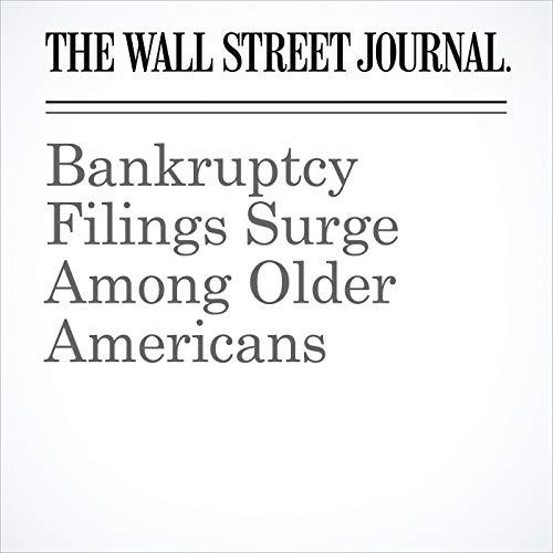 Bankruptcy Filings Surge Among Older Americans copertina