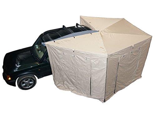 Seitenwände zu PrimeWing 270 Grad Markise beige, Autodachzelt-Zubehör
