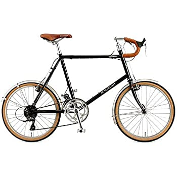 RALEIGH(ラレー) ミニベロ RSW Special (RSP) グロスブラック 520mm