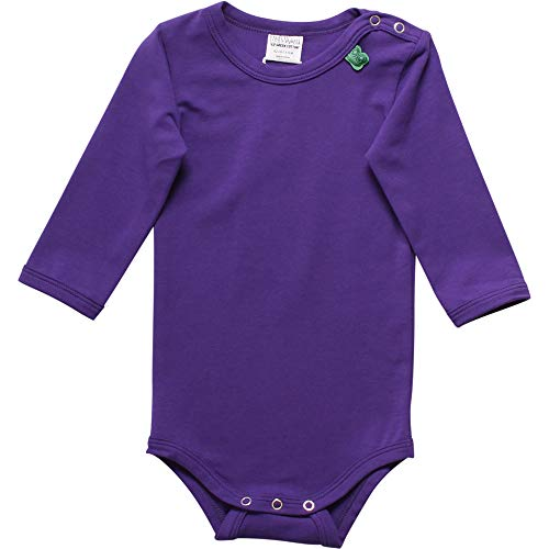 Fred'S World By Green Cotton Alfa Body, Violet (Purple 019363803), 98 Bébé Fille