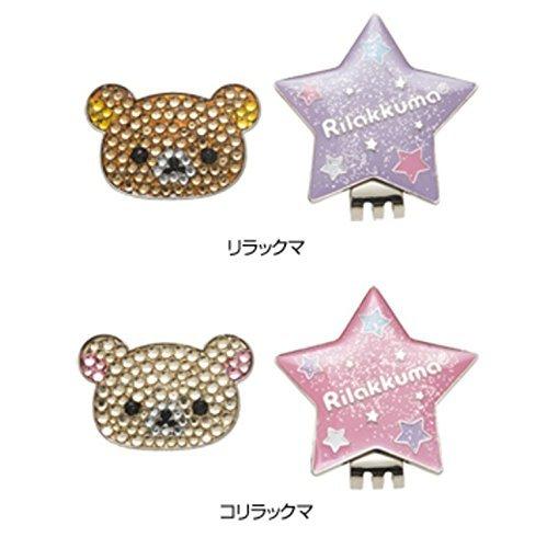 Clip marker Rilakkuma (japan import)