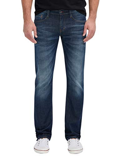 MUSTANG Herren Slim Fit Oregon Straight Jeans