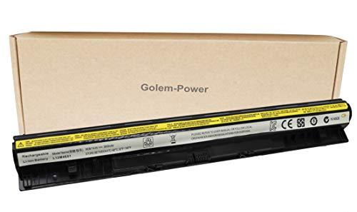 Golem Power 14.4V 2600mAh L12M4E01 ; 121500171 ; L12S4E01 Ersatz-Akku der Lenovo Idea Pad kompatibel mit Medion Akoya S4217T ; Lenovo G400s / G410s / G500s / G510s / G40 / G50 / Z710