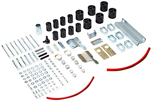"""Performance Accessories, Nissan Hardbody 2WD and 4WD Std/Ext Cab (Manual Only) 3"""" Body Lift Kit, fits 1986 to 1997, PA4063, Made in America"""