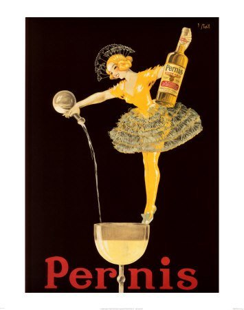 Pernis Wine. Vintage Advertising Reproduction Poster (16 x 20)
