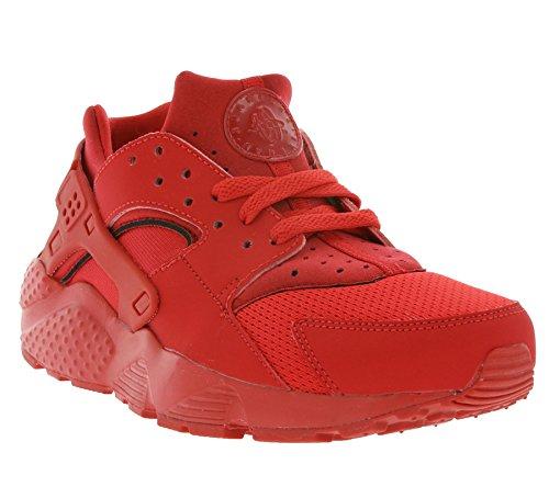 Nike Huarache Run (GS) Laufschuhe, Herren, Rot, 39