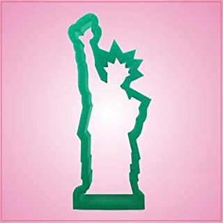 Statue of Liberty Cookie Cutter 6 inches tall, 2 inches wide