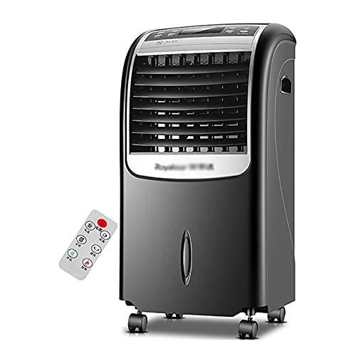 Acondicionador De Aire Portátil 10000BTU, Refrigerante, Deshumidificación, Ventilación con La Pantalla LED De Control Remoto del Ventilador, Temporización De 8 H, 3 Velocidades De Ventilador