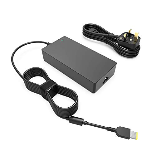 170W AC Charger Fit for Lenovo ThinkPad W540 W541 Gen 3 Laptop Power Supply Adapter Cord(Not Compatibility 230W)