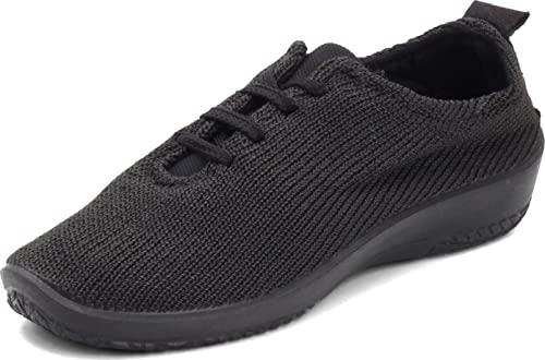 Arcopedico Black Shocks LS Shoe 7-7.5 M US