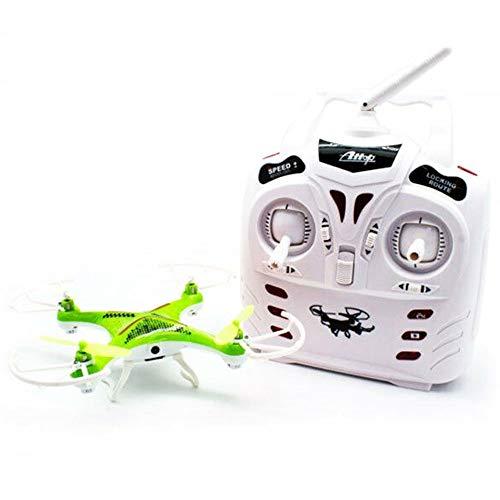 Prismalia Drone Attop Quadricottero Radiocomandato 2,4 con Camera Colori Assortiti Rc