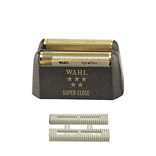 Wahl WA-7043 - Cuchilla de afeitar con lámina de oro hipoalergénico