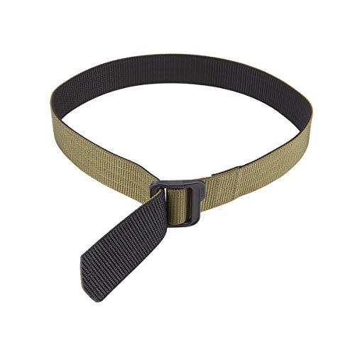5.11 Double Duty TDU Belt - Bolsa/Cinturón para presas de Caza, Color Verde/Negro, Talla L