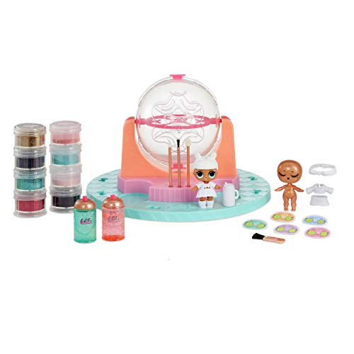 L.O.L. Surprise! 556299 L.O.L. Surprise DIY Glitter Station Sammelfigur, Multi