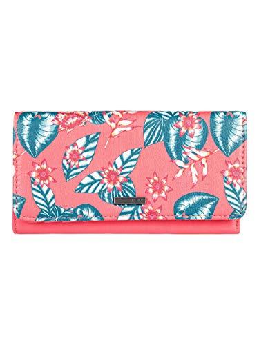 Roxy Damen Hazy Daze-Dreifach faltbares Portemonnaie, Dubarry s Leafy, 1SZ