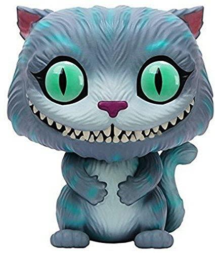 FunKo 6711 - Muñeco cabezón Alice en el mundo de maravillas, Gato Cheshire