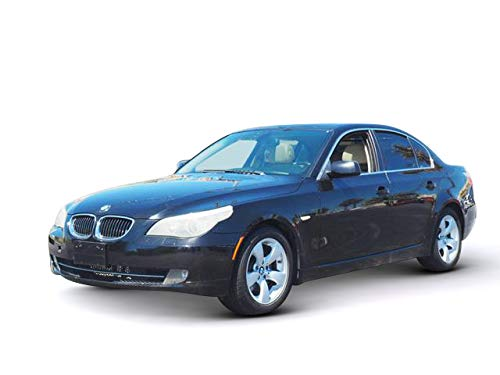 bmw 550i 2008 oil type