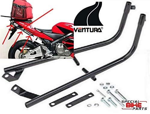 Honda CBR 600RR5RR6System Ventura Ventura Ingenious Anpassungsfähige Luggage Pannier Rack for Sports Machines