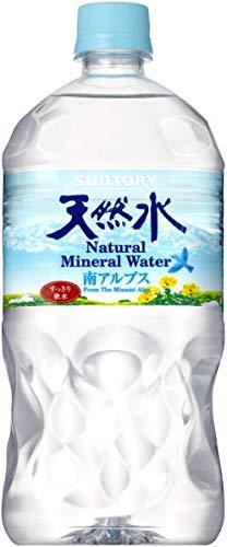サントリー 天然水(南アルプス) 1L×24本 PET
