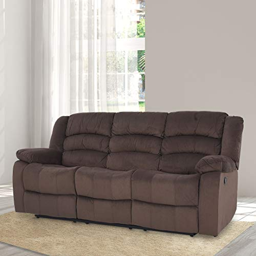 Royal Oak Divine Recliner (Brown)
