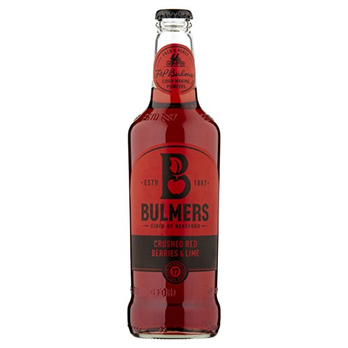 Bulmers No 17 Crushed Red Berries and Lime 500ml