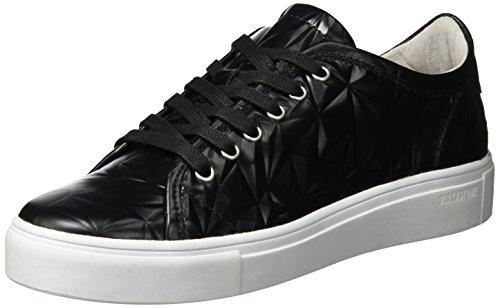 Blackstone Damen NL34 Sneakers, Schwarz (Black), 42 EU