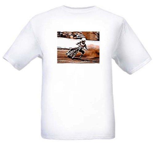 Hans Nielsen Speedway Icon T-shirt Large maat