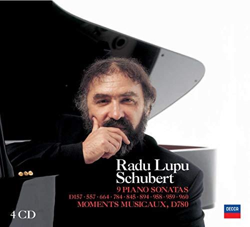 Schubert: 9 Piano Sonatas / Moments Musicaux