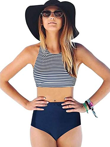2fbd3090f0 What Body Types Can Wear High Waisted Bikinis? Explained