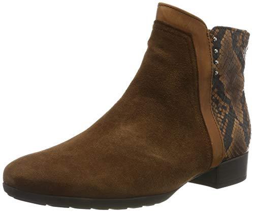 Gabor Shoes Damen Comfort Sport Stiefeletten, Braun (Whisky (Micro) 35), 39 EU
