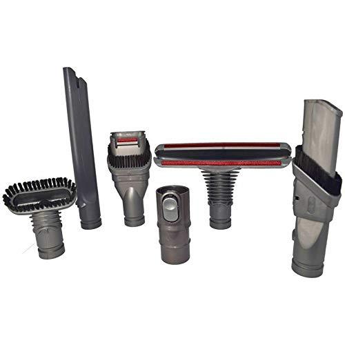 QUJJP Accesorios para aspiradoras Compátil con Dyson DC37 DC38 DC39 DC40 DC41 DC42 DC43 Limpieza de la Limpieza Conjunto de aspiradoras de vacío Accesorios de Limpieza Filtros
