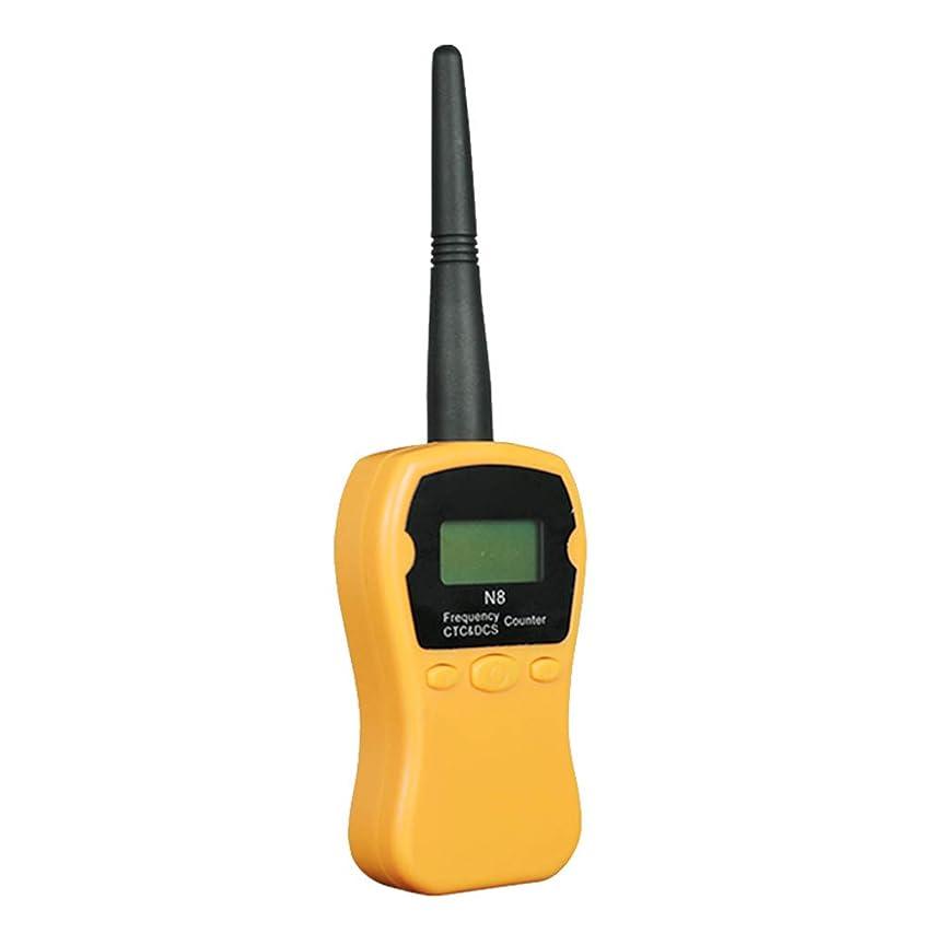 レガシー後怒っているArichtop N8ハンドヘルド周波数計カウンタの周波数テスターデバイスN8インターホンデジタルアナログトーンを分析 【正規品】